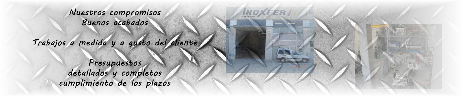 Inoxfer-Banner